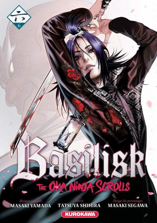 Basilisk - The Ôka Ninja Scrolls Tome 06