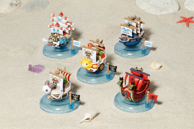One Piece : Mini-Figurine