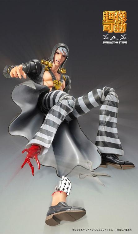 JoJo's Bizarre Adventure Part V - Figurine Risotto Nero