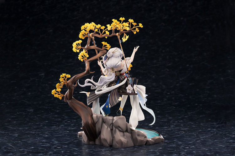 Hokai Impact 3rd - Figurine Theresa Starlit Astrologos : Orchid's Night Ver.