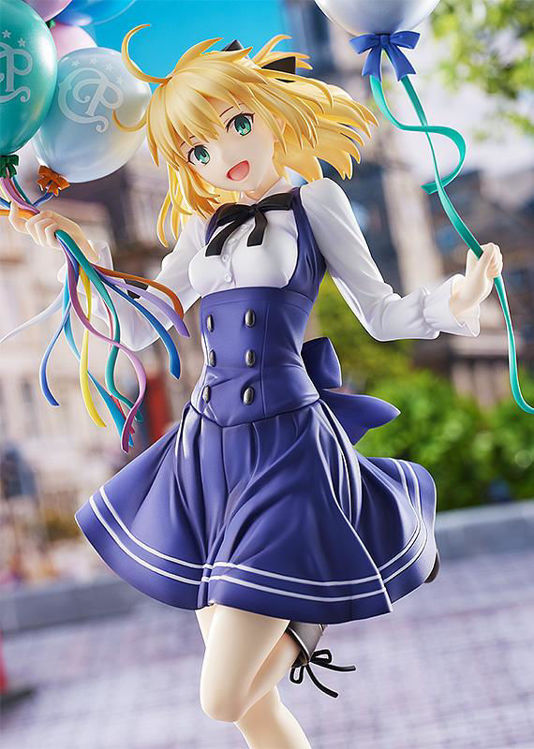 Fate/Grand Order - Figurine Saber/Altria Pendragon (Lily) : Festival Portrait Ver.