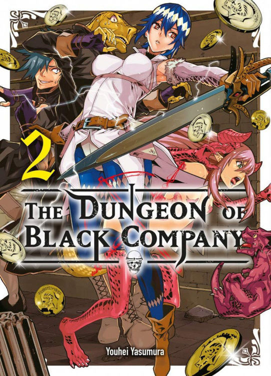 The Dungeon of Black Company Tome 02