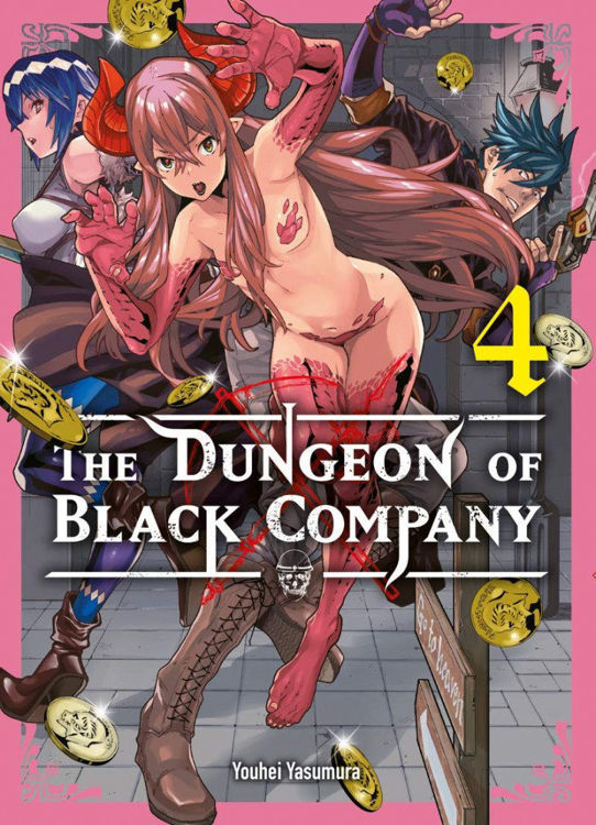 The Dungeon of Black Company Tome 04