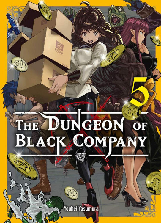 The Dungeon of Black Company Tome 05