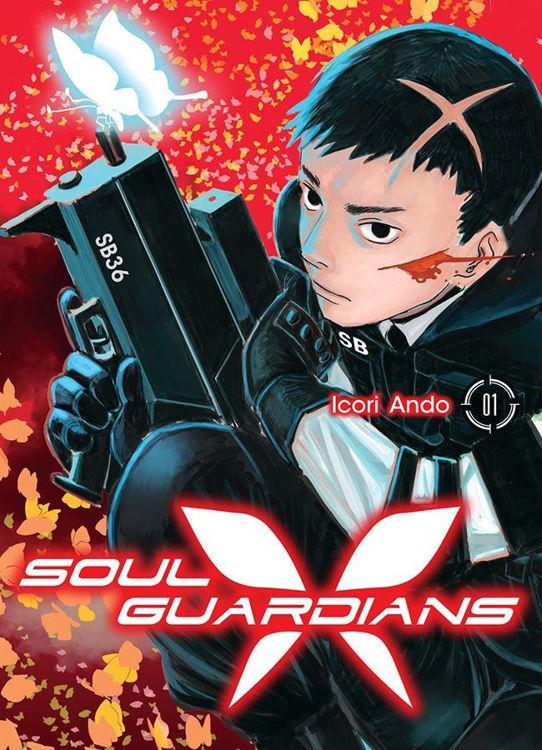 Soul Guardians Tome 01