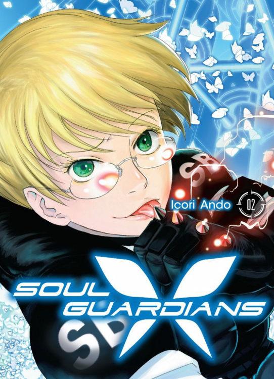 Soul Guardians Tome 02