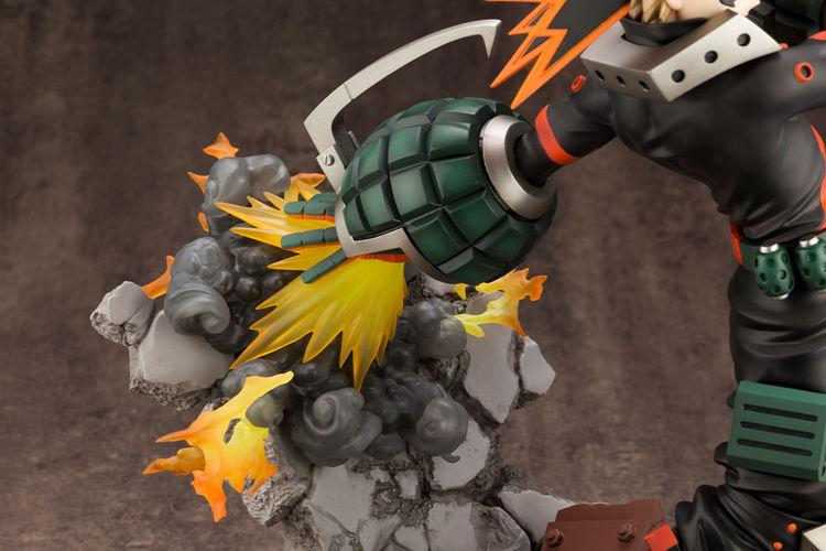 My Hero Academia - Figurine Bakugo Katsuki