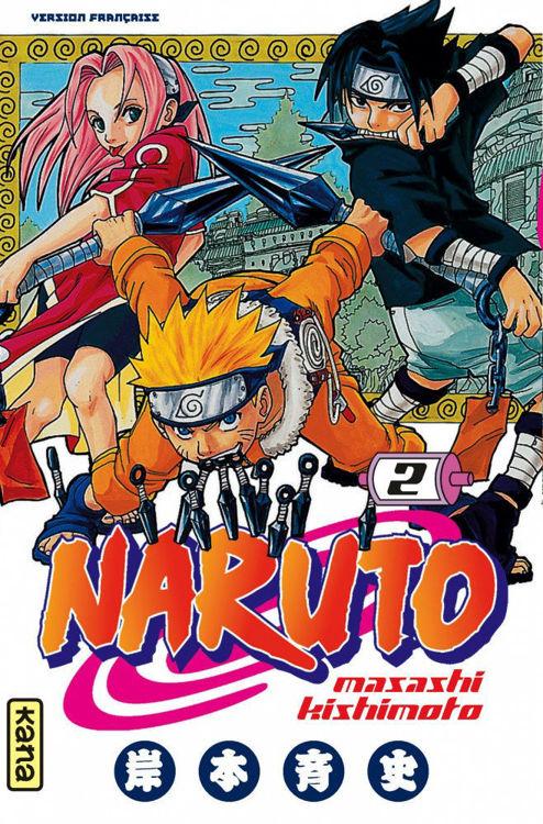 Naruto Tome 02