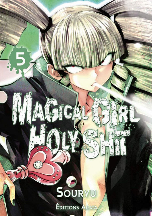 Magical Girl Holy Shit Tome 05