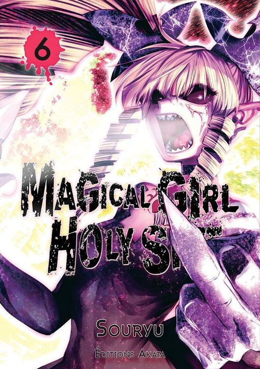 Magical Girl Holy Shit Tome 06