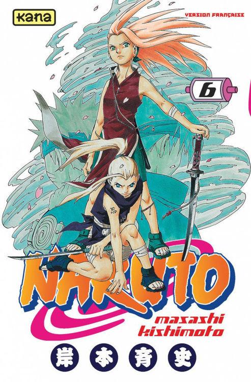 Naruto Tome 06