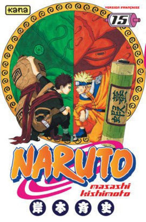 Naruto Tome 15