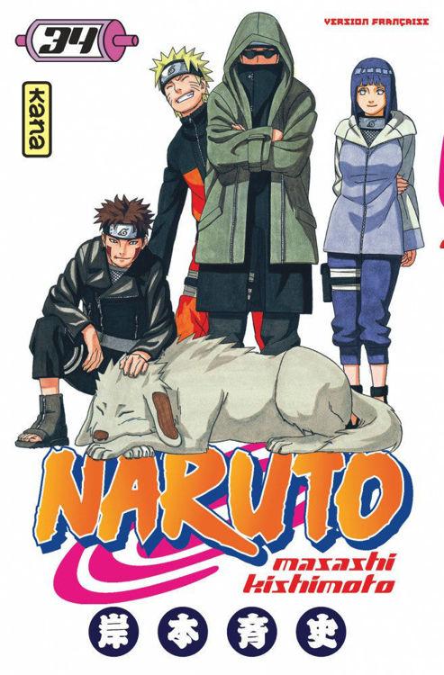 Naruto Tome 34