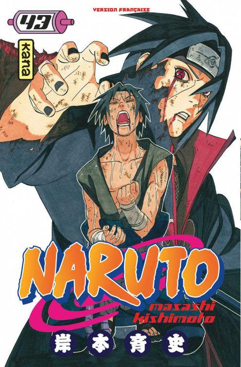 Naruto Tome 43