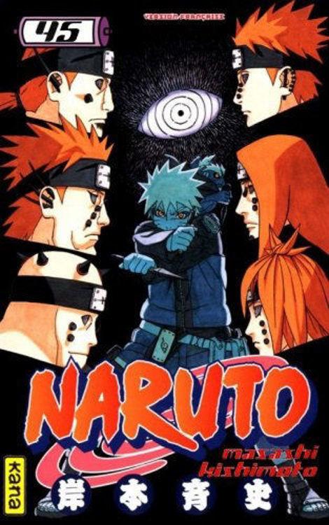 Naruto Tome 45