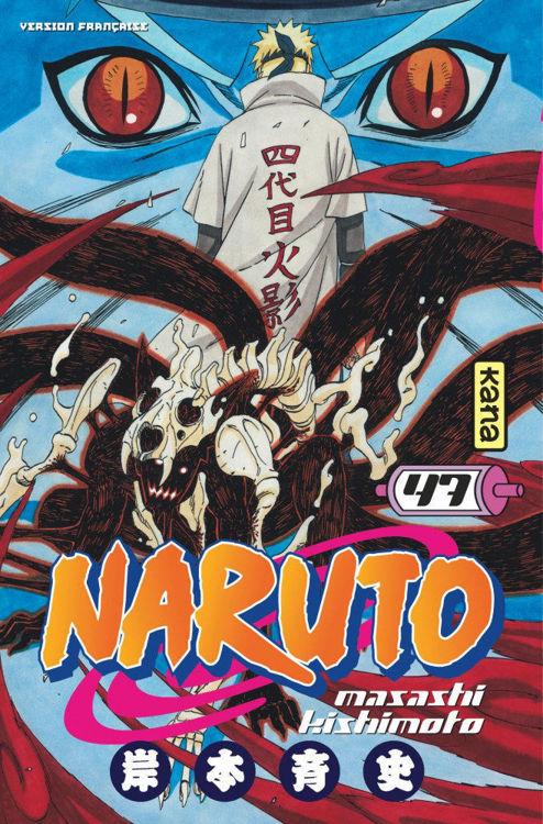 Naruto Tome 47