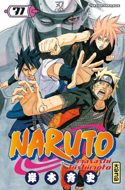 Naruto Tome 71