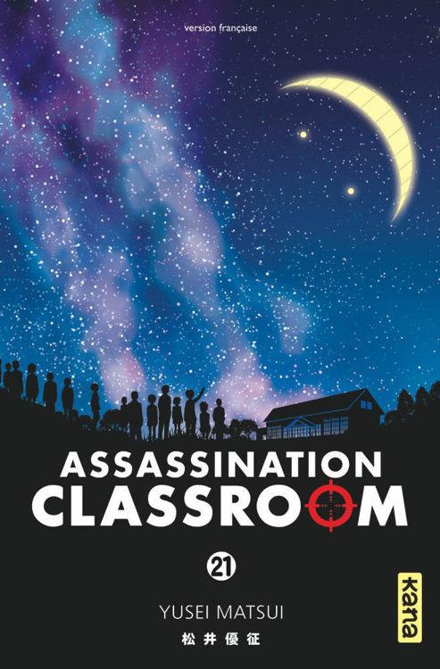 Assassination Classroom Tome 21