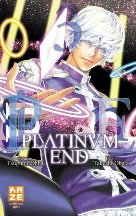Platinum End Tome 03