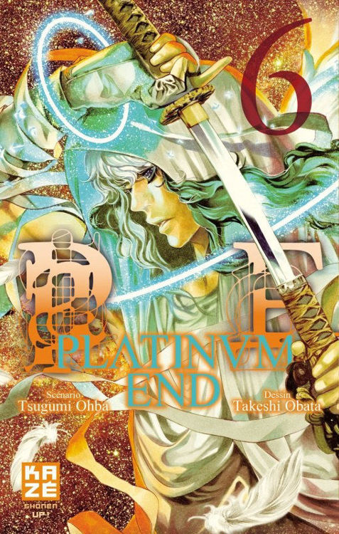 Platinum End Tome 06