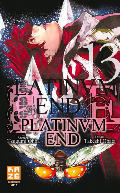 Platinum End Tome 13