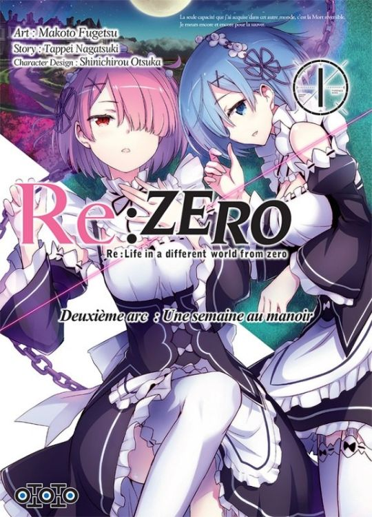 Re:Zero - Re:Life in a Different World From Zero - Deuxième Arc