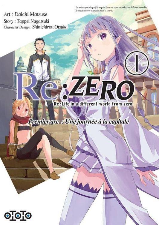 Re:Zero - Re:Life in a Different World From Zero - Premier Arc