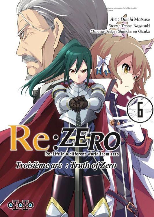 Re:Zero - Re:Life in a Different World From Zero - Troisième Arc Tome 06