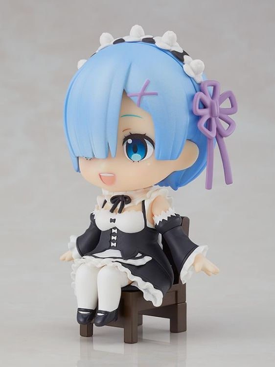 Re:Zero -Starting Life In Another World- Nendoroid Swacchao! Rem