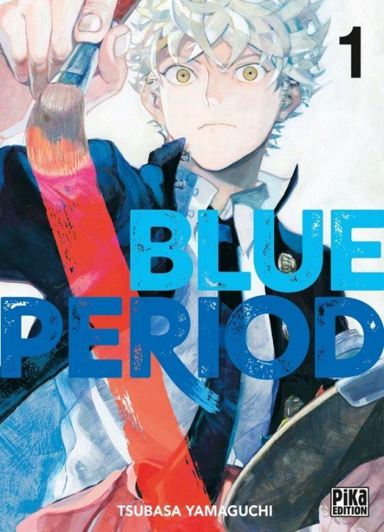 Blue Period Tome 01