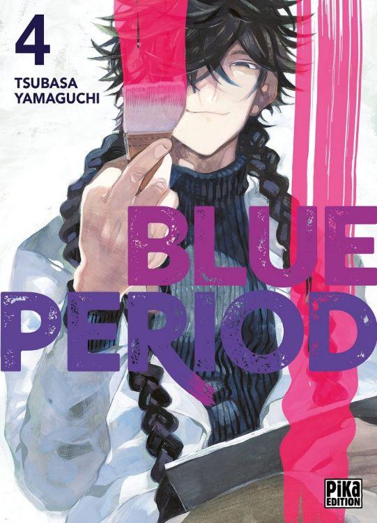 Blue Period Tome 04