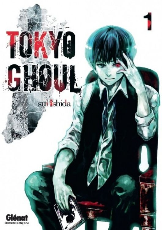 Tokyo Ghoul Tome 01