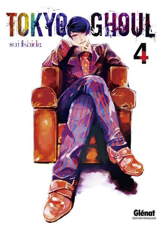 Tokyo Ghoul Tome 04