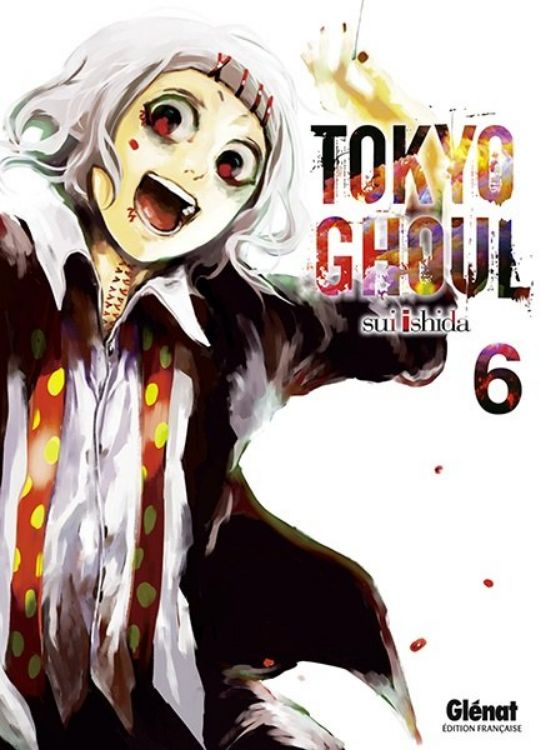 Tokyo Ghoul Tome 06