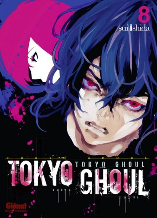 Tokyo Ghoul Tome 08