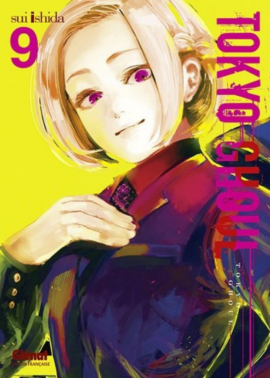 Tokyo Ghoul Tome 09