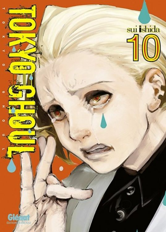 Tokyo Ghoul Tome 10
