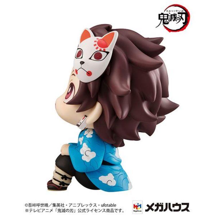 Demon Slayer - Figurine LOOK UP Tanjiro Kamada : Final Selection Ver.