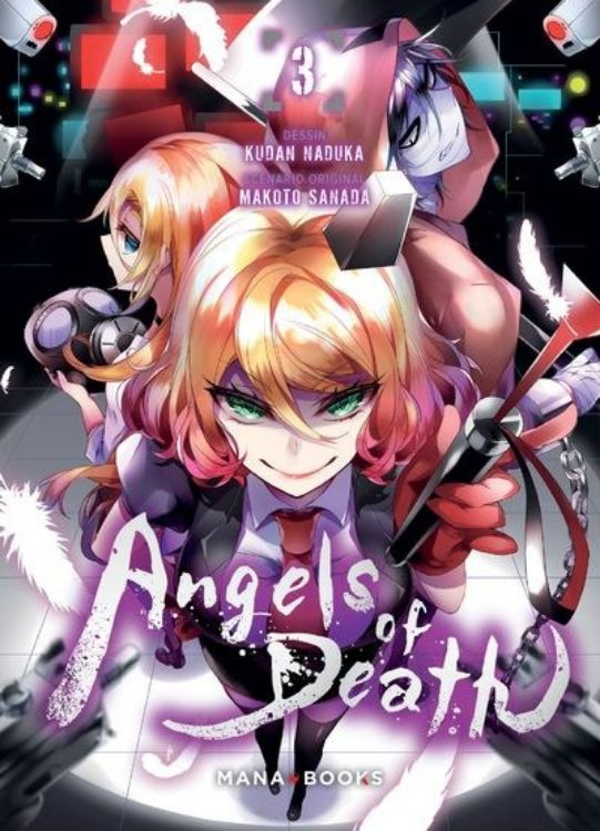 Angels of Death Tome 03