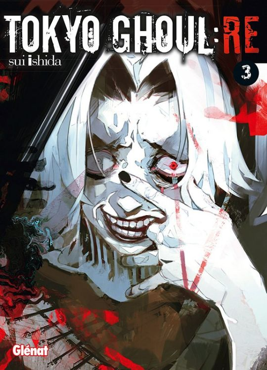 Tokyo Ghoul : Re Tome 03