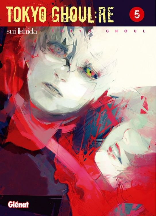 Tokyo Ghoul : Re Tome 05