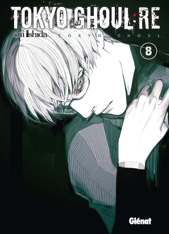 Tokyo Ghoul : Re Tome 08