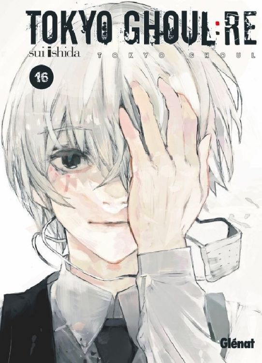 Tokyo Ghoul : Re Tome 16
